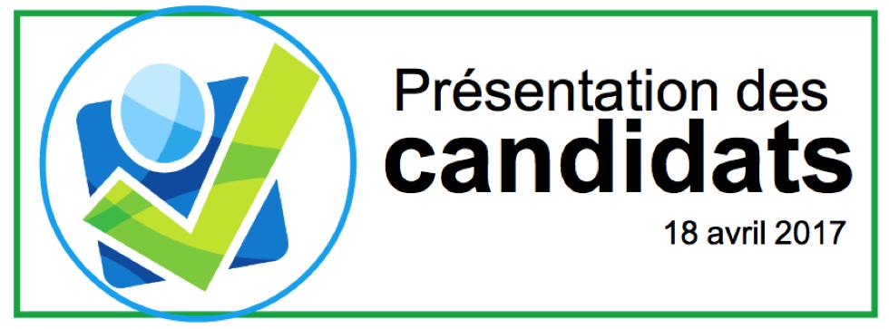 Présentation des candidats de Démocratie Québec