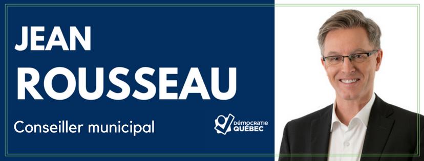 Jean Rousseau, conseiller municipal, cap-aux-diamants